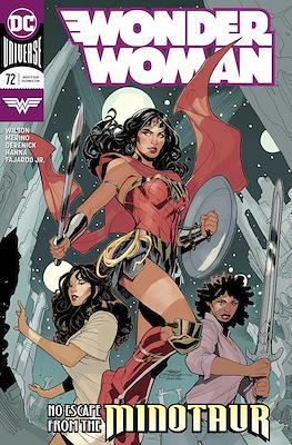 Wonder Woman Vol. 5 (2016-) (Comic book) #72
