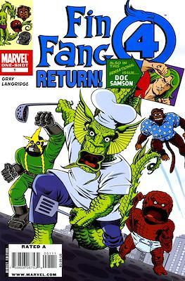 Fin Fang Four Return!