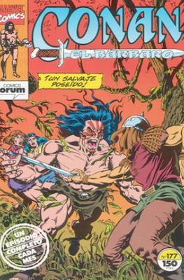 Conan el Bárbaro (1983-1994) #177