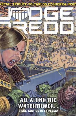 Judge Dredd Megazine Vol. 5 (Grapa) #402