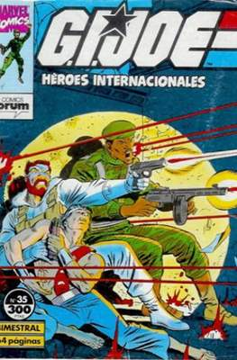 Comando G.I.Joe (Grapa 32 pp) #35