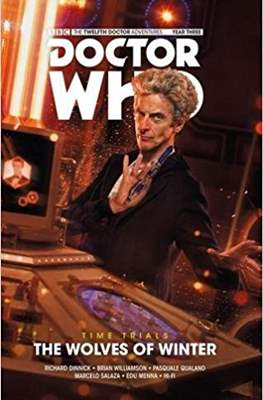 Doctor Who: The Twelfth Doctor Adventures Year Three (Softcover) #2