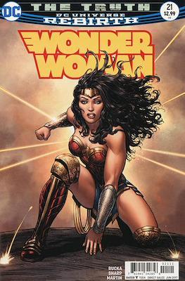 Wonder Woman Vol. 5 (2016-) (Comic book) #21