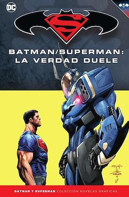 Batman y Superman. Colección Novelas Gráficas (Cartoné) #77