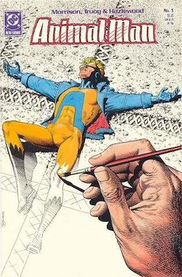 Animal Man (1988-1995) (Comic Book) #5