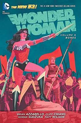Wonder Woman New 52 Vol. 4 (2011-) (Softcover) #6