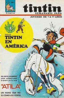 Tintin (Grapa 20 pags.) #10