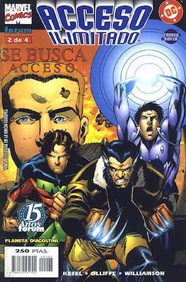 Acceso ilimitado (1998) (Grapa.) #2
