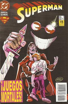 Superman (1993-1996) (Grapa 48-72 pp) #7