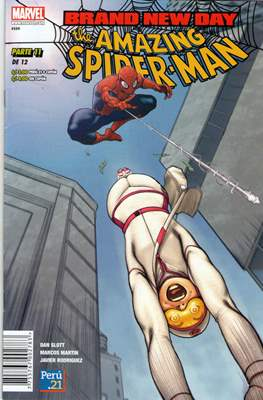 The Amazing Spider-Man (Grapas) #559