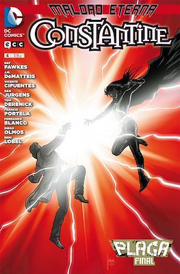 Constantine. Nuevo Universo DC (Rústica.) #4
