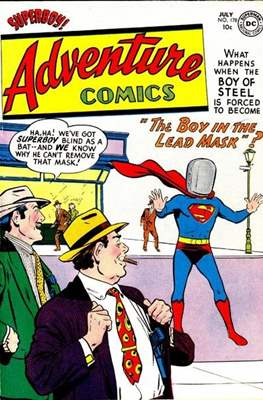 New Comics / New Adventure Comics / Adventure Comics (1935-1983 ; 2009-2011) #178