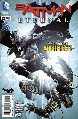 Batman Eternal (2014-2015) (Comic-Book) #22