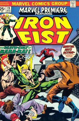 Marvel Premiere (Comic Book. 1972 - 1981) #19