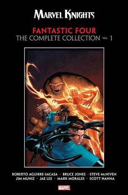 Marvel Knights Fantastic Four - The Complete Collection (Softcover 424 pp) #1