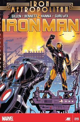 Iron Man (Vol. 5 2012-2014) (Comic Book) #19