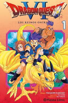 Dragon Quest VI: Los Reinos Oníricos (Rústica 192 pp) #1