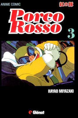 Porco Rosso. Anime comic #3