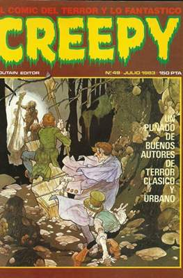Creepy (Grapa, 1979) #49