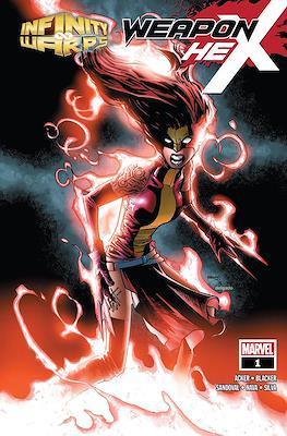 Infinity Warps: Weapon Hex (Comic Book) #1