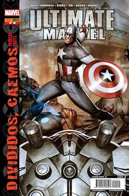 Ultimate Marvel (2012-2016) (Rústica) #10