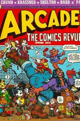 Arcade: The Comics Revue (grapa) #1