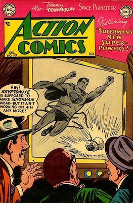 Action Comics Vol. 1 (1938-2011; 2016-) (Comic Book) #187