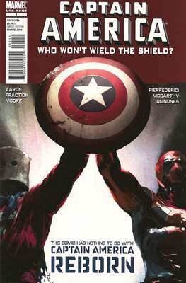 Captain America: Who Won't Wield the Shield?