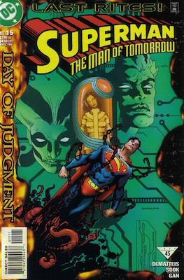Superman The Man of Tomorrow Vol. 1 (Comic Book) #15