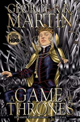 A Game of Thrones (Grapa) #18