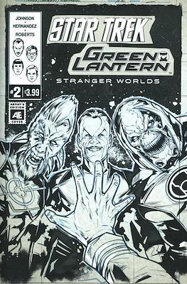 Star Trek Green Lantern Vol. 2: Stranger Worlds (Comic Book) #2.1