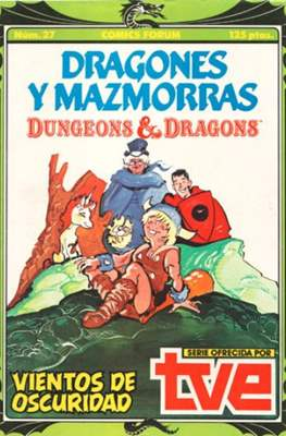 Dungeons and dragons. Dragones y mazmorras (Grapa 32 pp) #27
