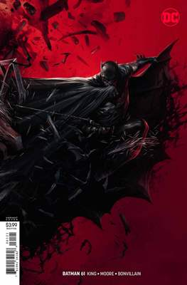 Batman Vol. 3 (2016- Variant Cover) (Comic Book) #61