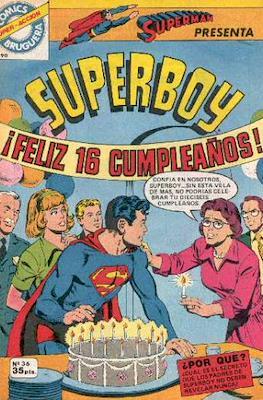 Super Acción / Superman #36