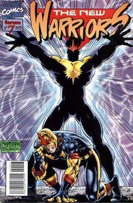 The New Warriors Vol. 2 (1995) #7