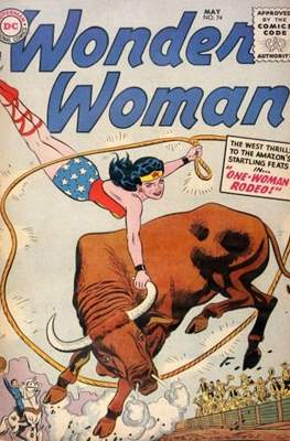 Wonder Woman Vol.1 (1942-1986; 2020-) (Comic Book) #74