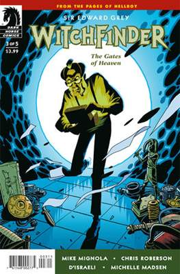 Witchfinder (comic-book) #23