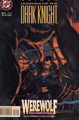 Batman: Legends of the Dark Knight Vol. 1 (1989-2007) (Comic Book) #73