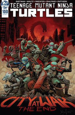 Teenage Mutant Ninja Turtles (2011-...) (Comic-book) #100