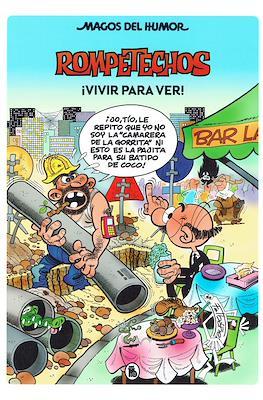 Magos del Humor (Cartoné 48 pp) #18