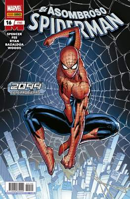 Spiderman Vol. 7 / Spiderman Superior / El Asombroso Spiderman (2006-) #165/16
