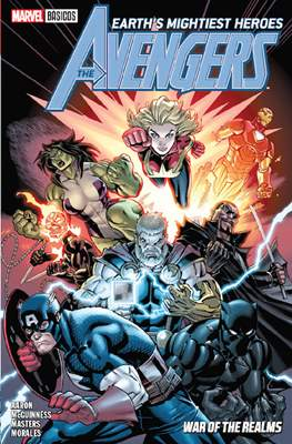 The Avengers Earth's Mightiest Heroes (Rústica) #4