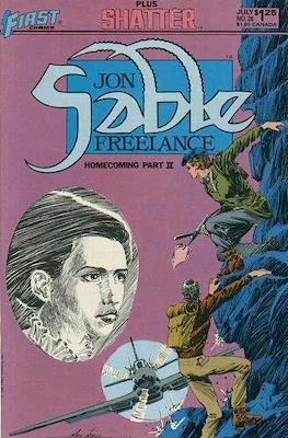 Jon Sable, Freelance #26