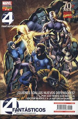 Los 4 Fantásticos / Los Cuatro Fantásticos Vol. 7 (2008-) #16