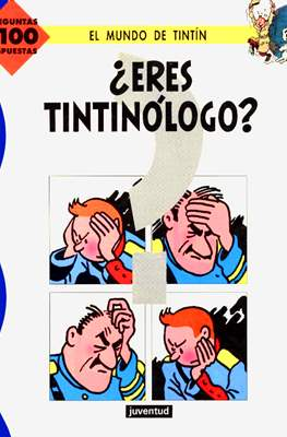 ¿Eres Tintinólogo?