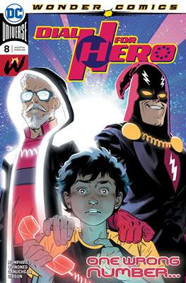 Dial H for Hero (2019-) #8