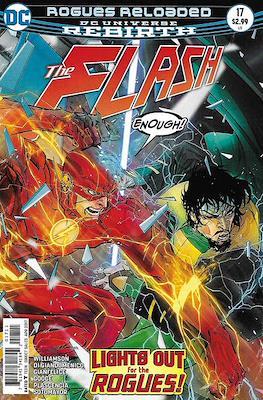 The Flash Vol. 5 (2016-2020) (Comic Book) #17