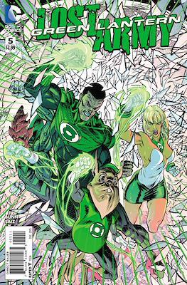 Green Lantern Lost Army (Grapa) #5
