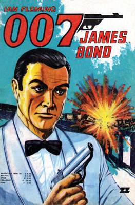 007 James Bond (Grapa) #41