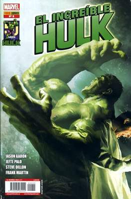 El Increíble Hulk Vol. 2 / Indestructible Hulk / El Alucinante Hulk / El Inmortal Hulk (2012-) (Comic Book) #5